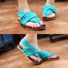 Comfy Cloth Bohemia Sandals