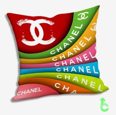 #Chanel #Curve #Color #Pillow #Cases #cover #pillowcase