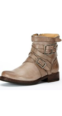 These Frye boots were made to accompany you on your outdoor adventures.