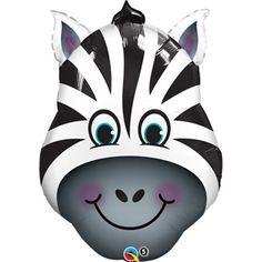 Zany Zebra Shape