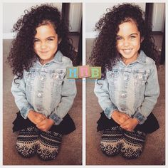 "Mixed Race Babies on Instagram: ""Puerto Rican, Filipino, Black & Italian •…"