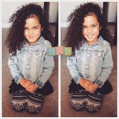"Mixed Race Babies on Instagram: ""Puerto Rican, Filipino, Black & Italian •…"