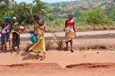 Fulani Girls, Enugu State, Nigeria. #JujuFilms
