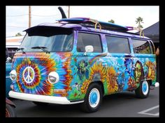 The Hippie Bus by Loose Cannon Customs