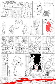 The Bat-Man: Rise and Fall #4 page 16  Read all issues on http://scripts-and-comics.com/comics/ #batman #dc #dccomics #fanart