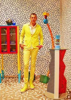 Designer Karim Rashid - ME AND MEMPHIS