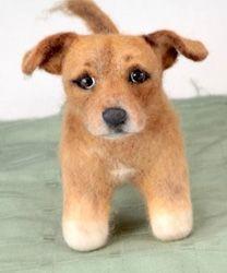 Custom Stuffed Plush Dogs