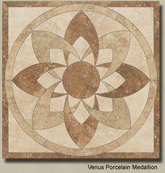 floor medallions | Marble Floor Medallion, Stone Medallions and Marble Medallion Inserts
