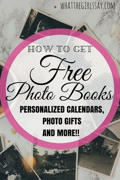 Free Photo Books - Read now or PIN FOR LATER! - whatthegirlssay.com - We love…