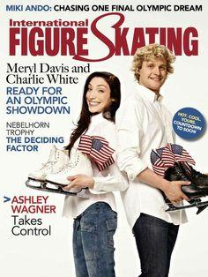 Meryl Davis and Charlie White International Figure Skating December 2013