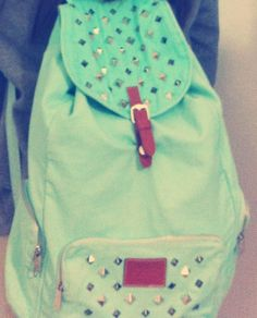 I love my backpack! From Victoria's Secret PINK