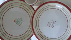 Christmas Dishes from TAG, Ltd.