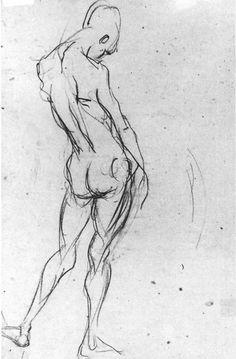 Johannes Itten's preliminary course 1919 37.5x24.5 cm