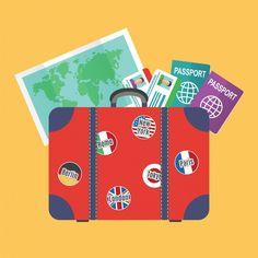 Checkliste für den Urlaub: perfekt zum Ausdrucken und Abhaken!