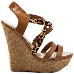 d53bac3dc567 JustFab - Louella - Brown. Just Fab ShoesShoe ...