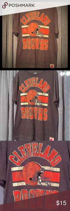 Cleveland Browns T Shirt Brand new Cleveland browns t shirt. Perfect condition. Offers acceptable! Shirts Tees - Short Sleeve