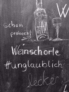 #Weincocktail #Weinschorle #Riesling #Rheingau #unglaublich #Holunderblütensirup #werk2weine #Geisenheim #Rheingauer_Schlemmerwochen