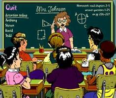 Image Search Results for substitute teacher
