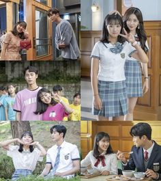 5 ⭐)Extraordinary you. Sweet couple and first love. They have realized that they are supporting characters in a Manga and want to reveal themselves against the path set out for them by the writer. A cast with gorgeous boys and girls ! Recommended Korean Drama, Romance Comics, Drama Memes, I Call You, Japanese Drama, Drama Korea, Korea Fashion, Sweet Couple, Girl Names