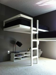 15 Modern And Cool Kids Bunk Bed Designs | Kidsomania