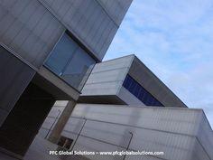 PFC Global Solutions: Edificios Mercado Barceló en escorzo