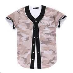 f7a4496108c Sportlover 3D Print Baseball T shirt Cup Summer Short Sleeve Hip Hop Casual  Top Tee For Men Women Clothing plus Size M~3XL. Wish.com
