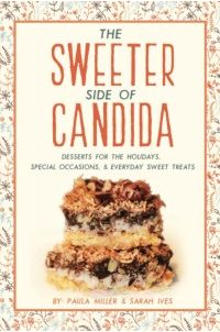 Great book that contains tons of really tasty sugar-free desserts.  Great addition to THM lifestyle.