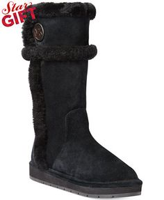 bb61c200a24 MICHAEL Michael Kors Winter Tall Boots Mk Boots