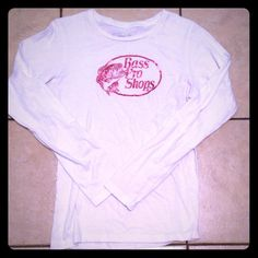 Bass Pro Long sleeve tee Super comfy Bass Pro shirt. Good condition. Make and offer or bundle for a discount Tops Tees - Long Sleeve