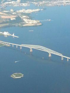 Francis Scott Key Bridge in Baltimore, Maryland