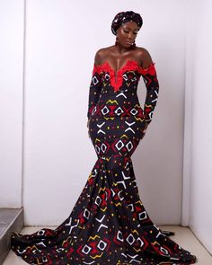 Ankara gowns are beautiful and we've got more than enough ankara long gown styles you'll love in this post. Latest Ankara Short Gown, Ankara Short Gown Styles, Trendy Ankara Styles, Latest African Fashion Dresses, Short Gowns, Ankara Gowns, Ankara Fashion, Long Gown Images, Mode Wax