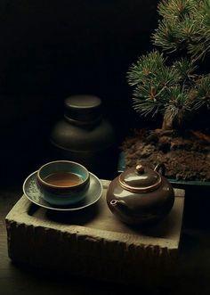 Tea in Japanese Style / Tè in stile giapponese