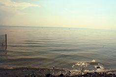 Blick auf dem Bodensee