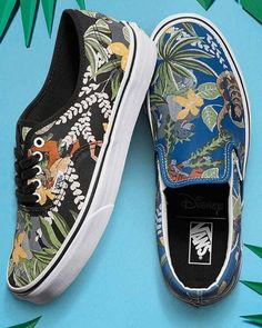 The Rest Of The 2015 Disney Vans Are Finally Announced!