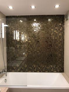 Wall decor #bathroom #gold