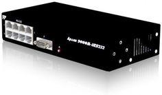 Конвертер RS232 - Ethernet Арлан®-9000M-8RS232