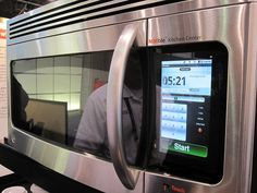 NIMble microwave powered by Android