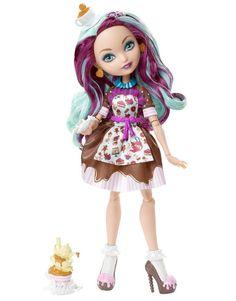 Ever After High Sugar Coated Madeline Hatter Doll http://thedollprincess.com/shop/ever-after-high-sugar-coated-madeline-hatter-doll/