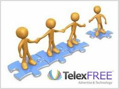 TelexFree is taking network marketing to a whole new level because instead of offering a business opportunity they are offering us a contract. Read more details  www.telexfree.com/ad/