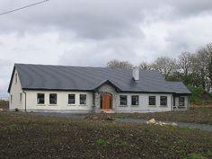Gable Dormer Dormer Bungalow Designs Ireland Bungalow House Plans Irish Bungalow Designs