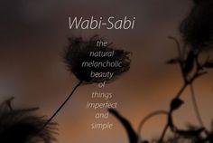 wabi-sabi | The Way of Tea: Wabi-Sabi