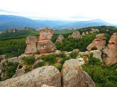 Belogradchik Rocks, Balkan Mountains, Bulgaria