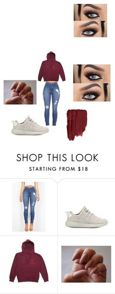 """""""yezzys please"""" by dreamstyle21 on Polyvore featuring adidas Originals"""