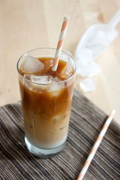 french vanilla iced coffee [cold brewed]