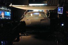 Andrew Bikichky @AndrewBikichky  11/10/15 Car process work Stage 11 Raleigh Studios Ep808 #Castle