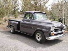 1958 CHEVY TRUCK I want to get an old one of these and restore it..my dream vehicle