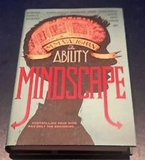 The Ability Ser.: Mindscape by M. M. Vaughan (2014, Hardcover)