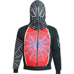spiderman zipped jacket for 10 year boy - Google Search