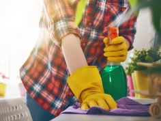 According to a new study, regular use of cleaning sprays has an impact on lung health comparable with smoking a pack of cigarettes every day. The research found women in particular suffered significant health problems after long-term use of these products. Their lung function decline was comparable to smoking 20 cigarettes a day over 10 to 20 years. They advised that harmful cleaning products could be replaced with simple microfibre cloths and water.