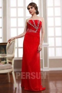 DressesMallAU Chic Long Ruching Chiffon Formal Evening Dress Evening Dresses Online, Formal Evening Dresses, Evening Gowns, Prom Dresses, Bustier, Your Perfect, Chiffon, Chic, Beautiful